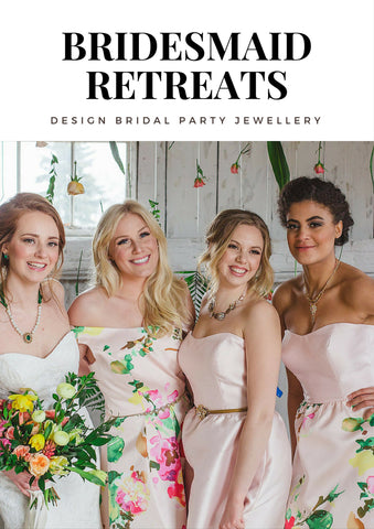 BRIDESMAID RETREAT - experience gifts for your bridal parties caledon toronto
