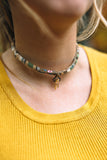 Fashion choker necklace BALLROOM