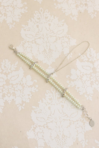 Pearl hand chain 1920's GREAT GATSBY