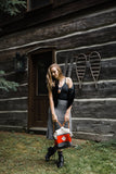 canadian made log home styled clothes handmade in toronto
