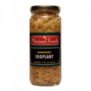 Marinated Eggplant in Oil - 8 oz