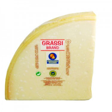 Authentic Parmigiano Reggiano DOP - 7.5lb