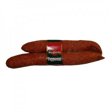 Margherita Pepperoni Sticks - 10 lb box