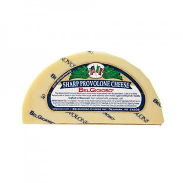 Sharp Provolone Wedge - 8oz