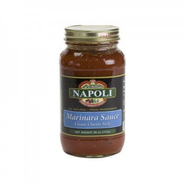 HOMESTYLE MARINARA SAUCE - 26OZ