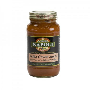 VODKA CREME SAUCE - 26OZ