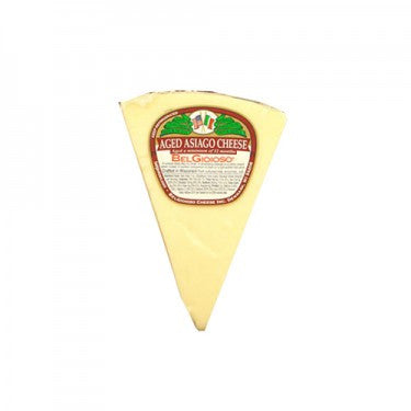 Asiago Wedge - 8oz