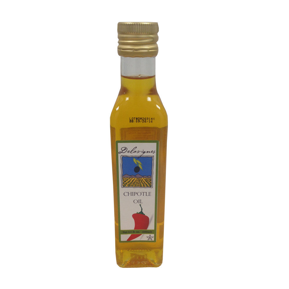 Chipotle Infused Olive Oil - 8.5oz