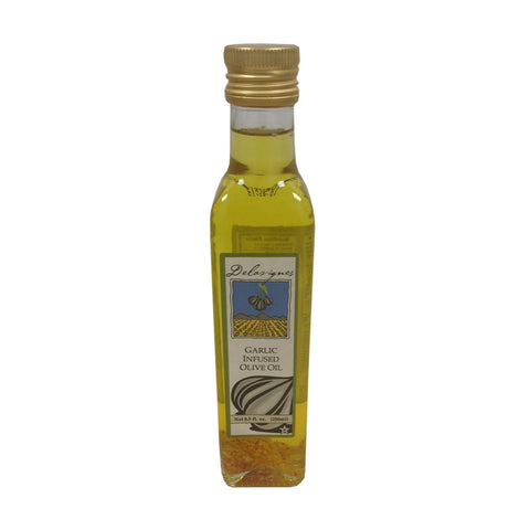 Garlic Infused Olive Oil - 8.5oz