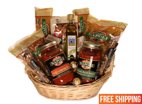 The Buon Appetito Basket