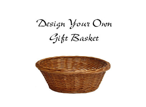 Design Your Own Gift Basket