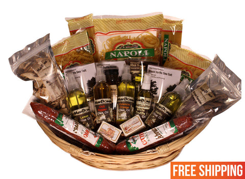 The Gourmet Chef Special Basket