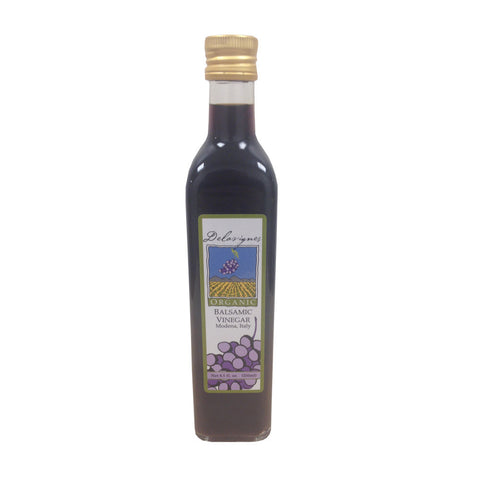 Organic Balsamic Vinegar of Modena - 8.5oz