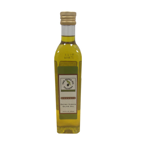 Organic Extra Virgin Olive Oil - 16.9oz