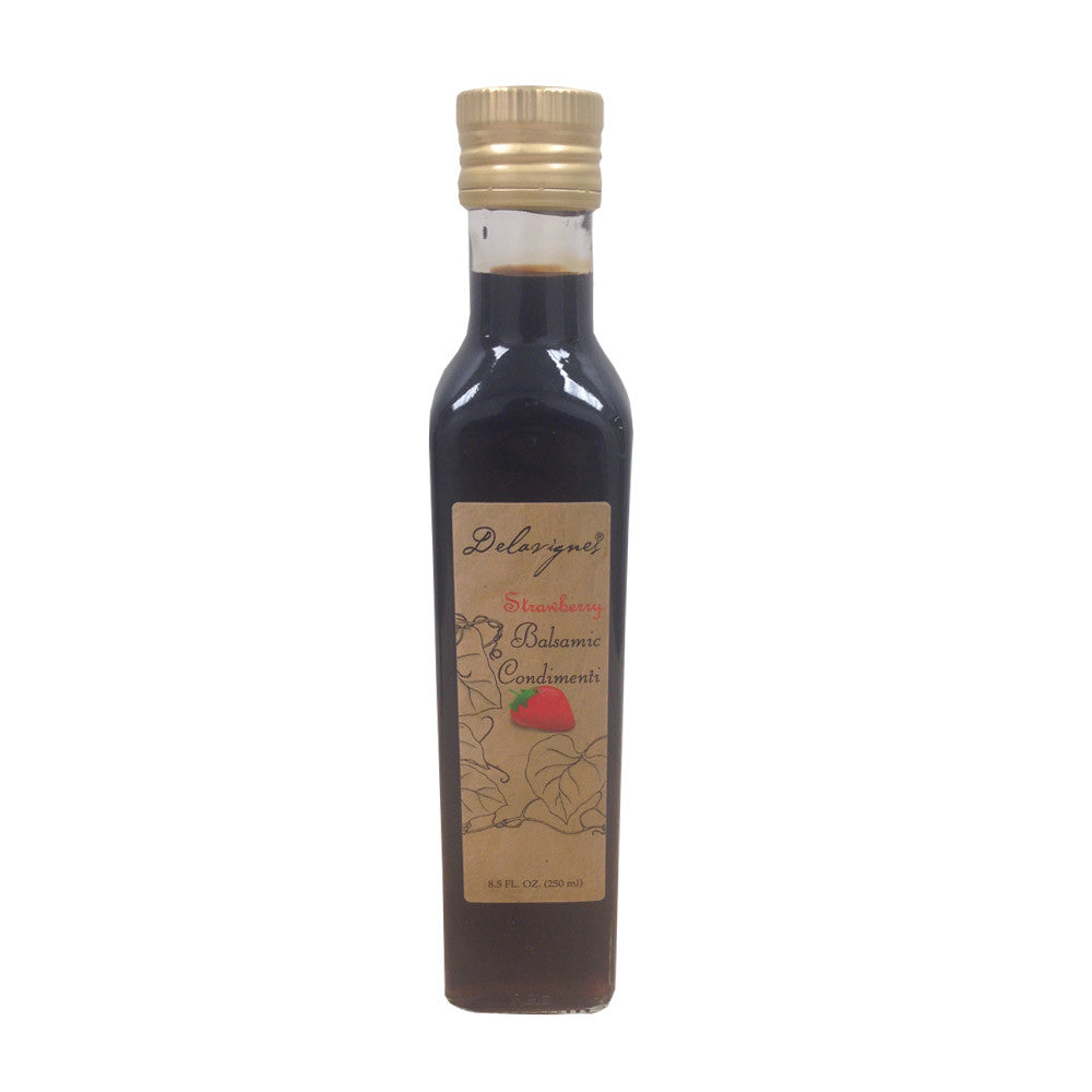 Strawberry Infused Balsamic Vinegar - 8.5oz