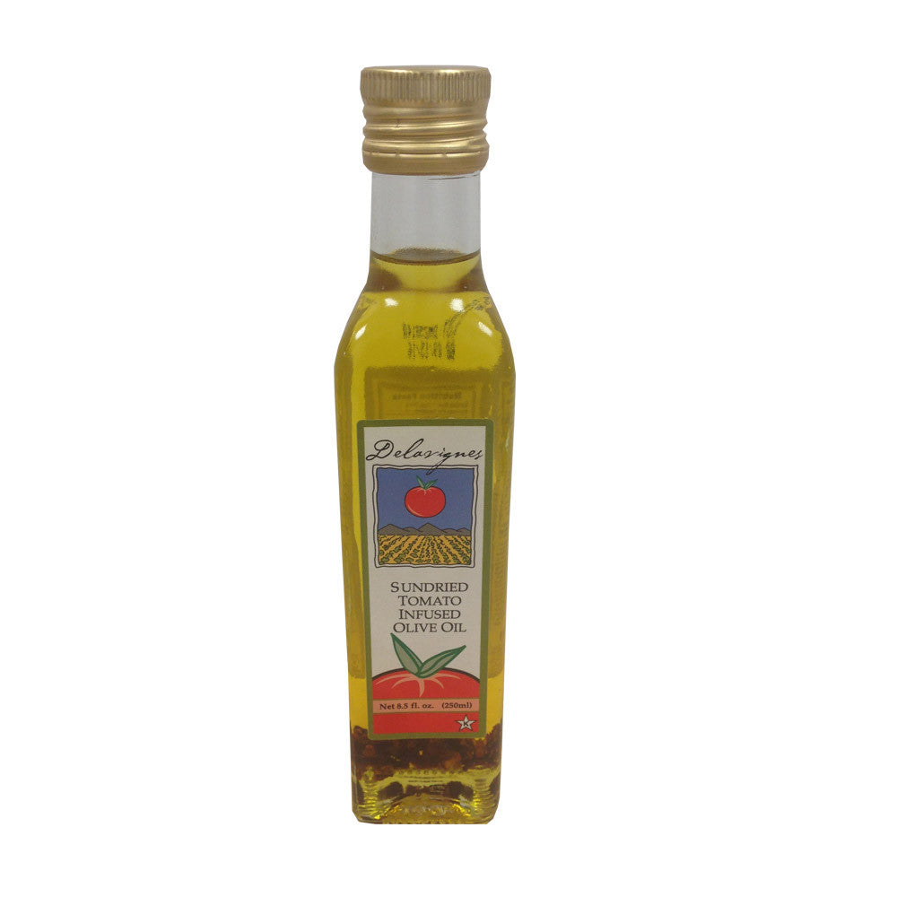 Sun Dried Tomato Infused Olive Oil - 8.5oz