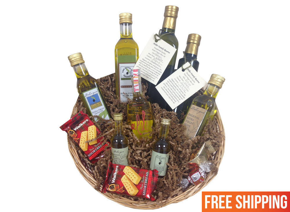 The Extra Extra Virgin Basket