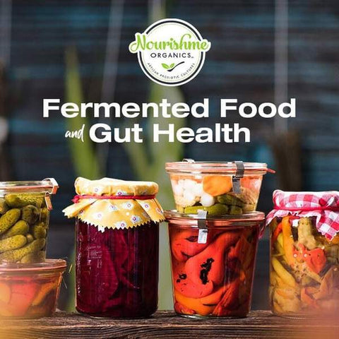Fermented Foods and Gut Health