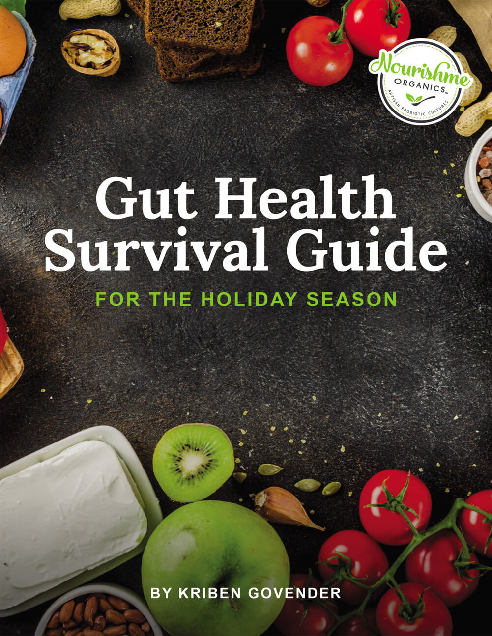 Gut Health Survival Guide ebook