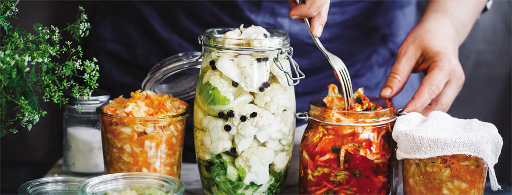 Healthy Fermented Foods