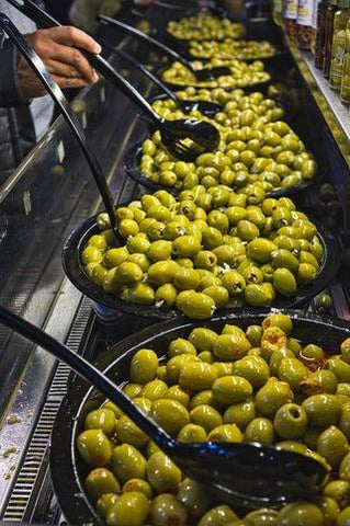 olives and gut health