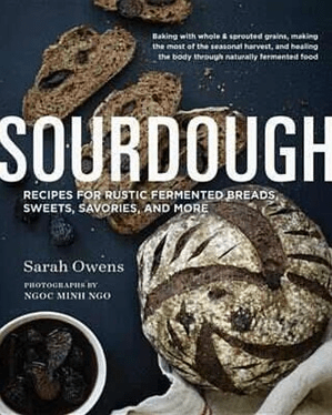 Sourdough by Sarah Owens- Nourishmeorganics