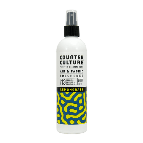 Counter Culture Lemongrass Air & Fabric Refreshner