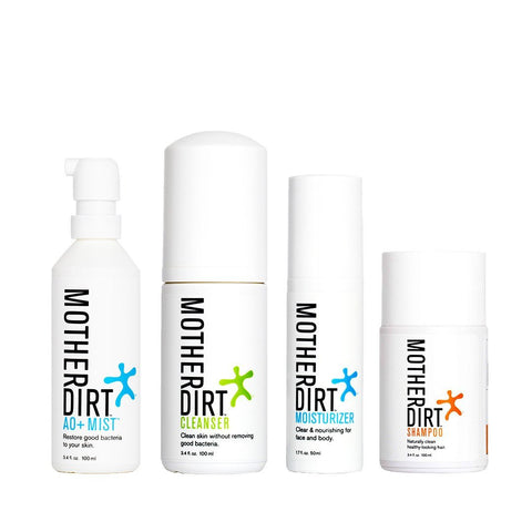 The Mother Dirt 4 Product Bundle - Nourishmeorganics