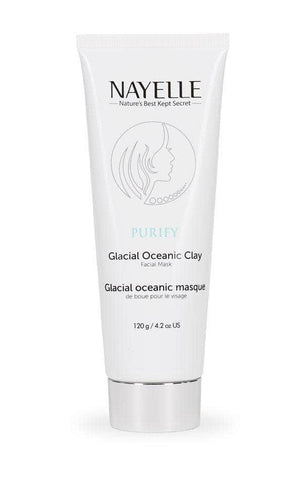 Nayelle PURIFY – Glacial Oceanic Clay Face Mask 120g