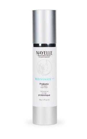 Nayelle REJUVENATE – Anti-Ageing Probiotic Night Cream 50g