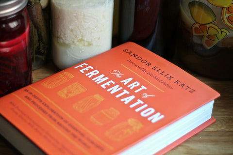 The Art of Fermentation by Sandor Ellix Katz - Nourishmeorganics