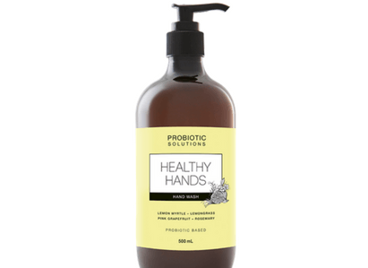 Healthy Hands Probiotic Hand Wash Nourishmeorganics