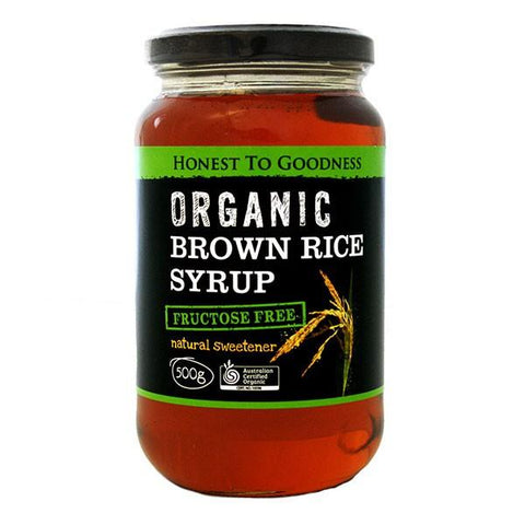 ORGANIC Brown Rice Syrup - 500g