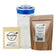 Large Kefirko Kefir Maker Mega Kit  (Kefir Maker + Packet of Fresh Kefir Grains + Premix)