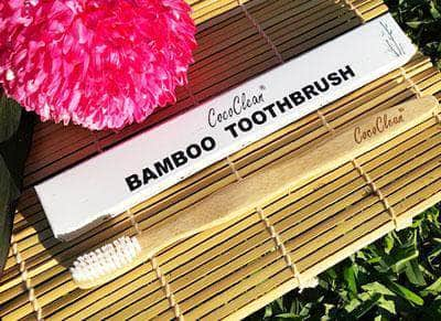 Cococlean Bamboo Tooth Brush