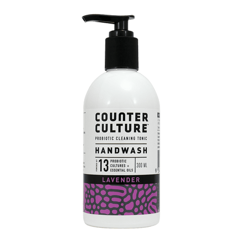 Counter Culture Lavender Probiotic hand Wash - 300ml