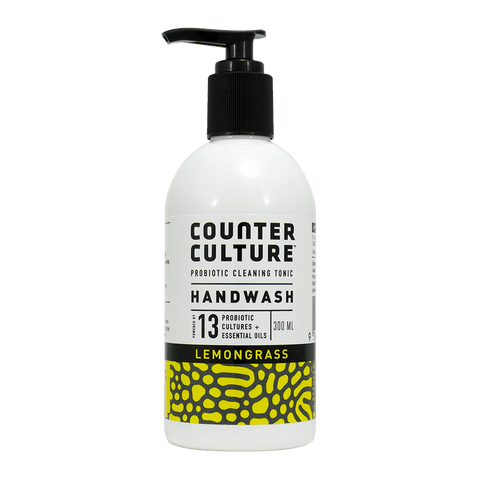 Counter culture LEMONGRASS PROBIOTIC HAND WASH - 300ml