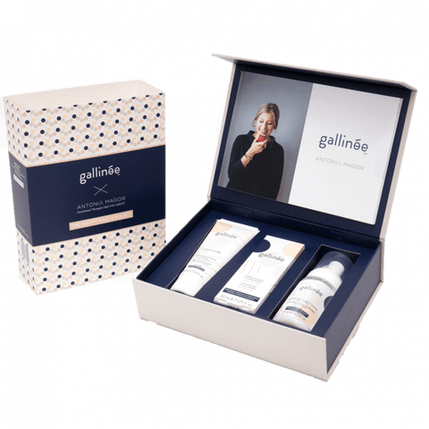 The Happy Bacteria Set - By Gallinée (Perfect Christmas Gift) Probiotic skincare Nourishmeorganics