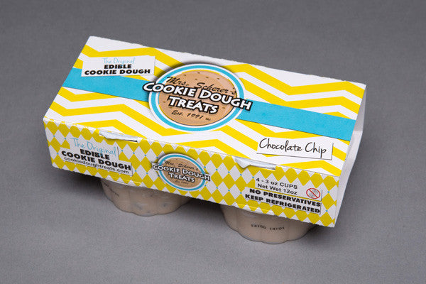 Cookie Dough 4-pack (not available online)
