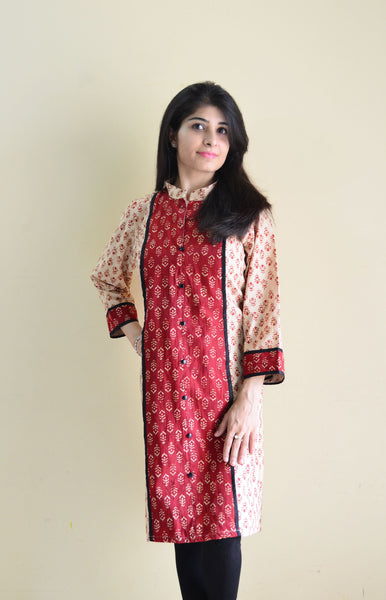 maternity and nursing kurta