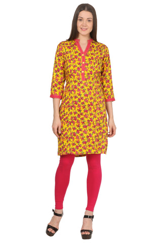 b40dcb4bd63 Yellow Lily - Nursing Kurta with concealed zippers. 3 reviews. Rs. 999.00  Rs. 1