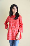 Nursing and feeding kurti/top