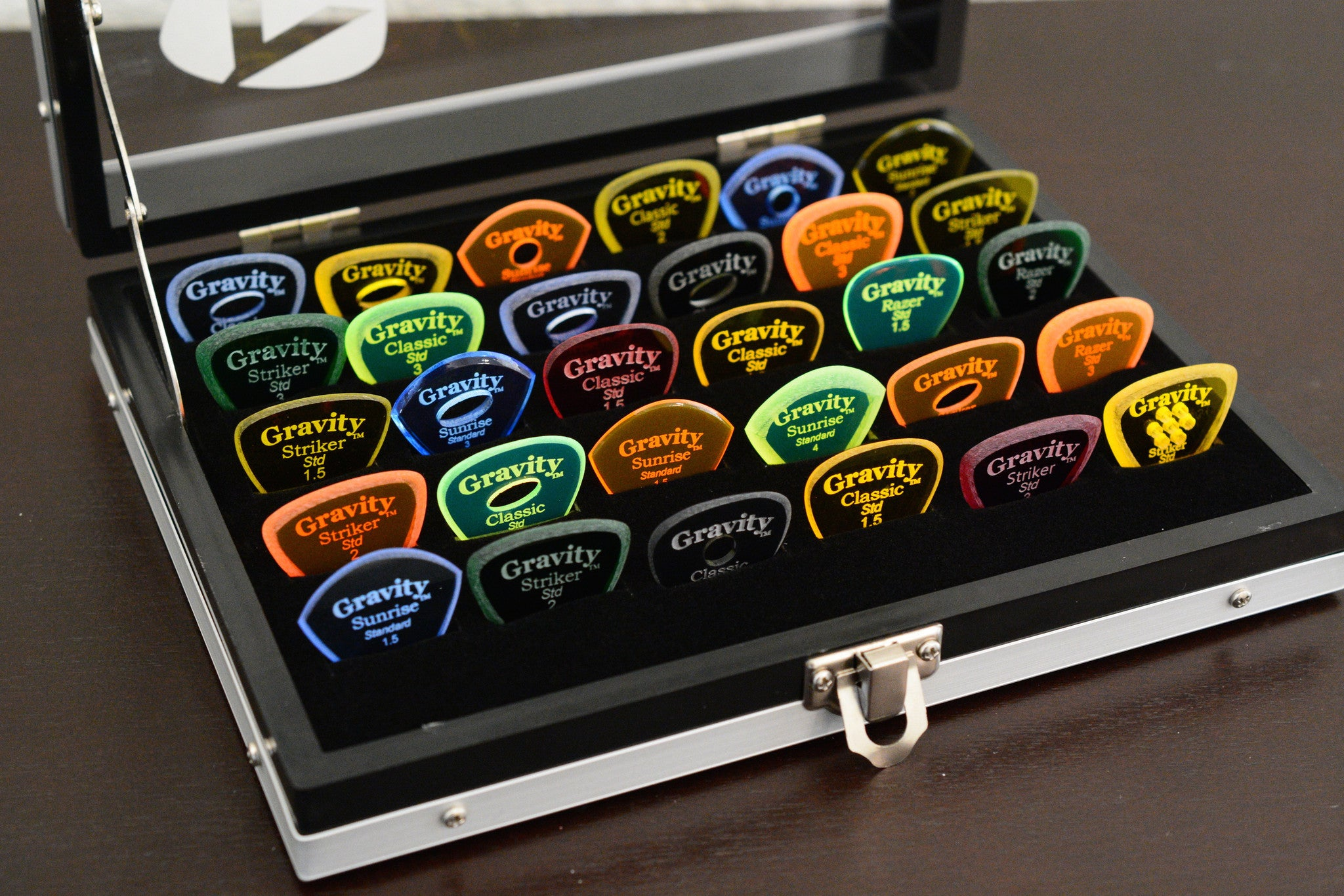 Gravity Guitar Picks - Reviewer
