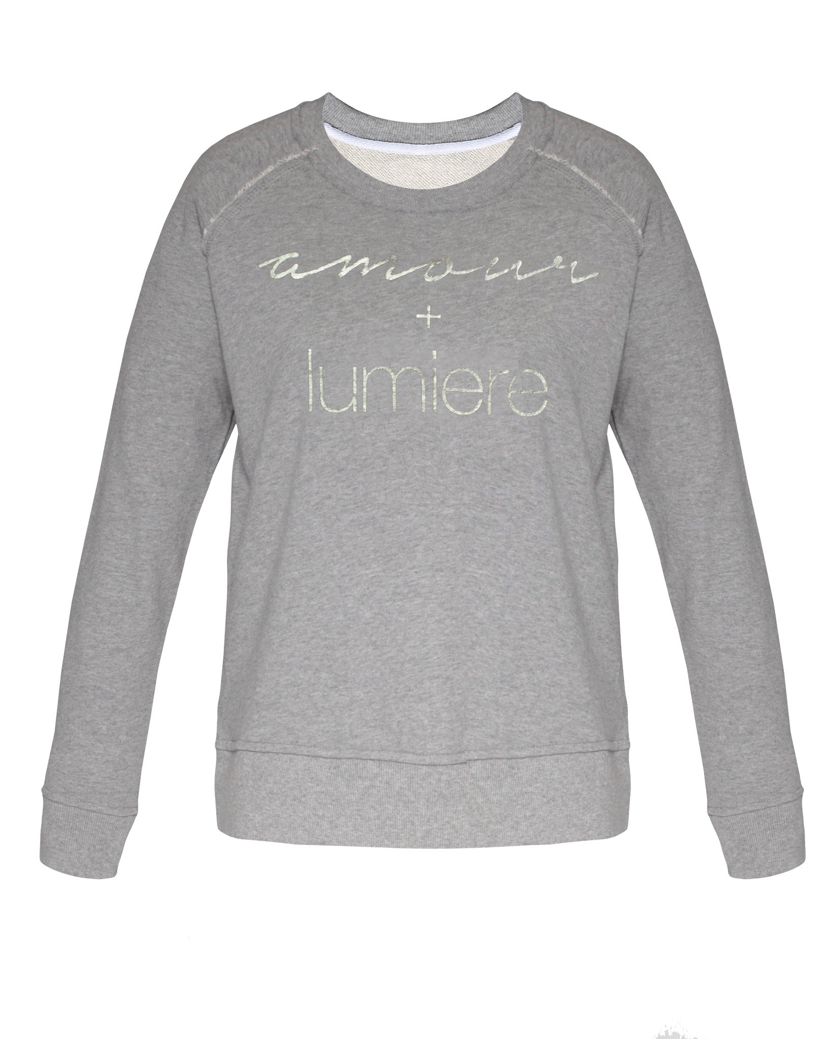 Amour + Lumière Sweater