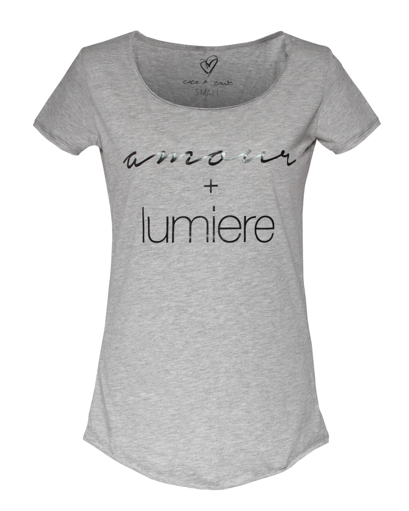 Amour + Lumière Baby Tee