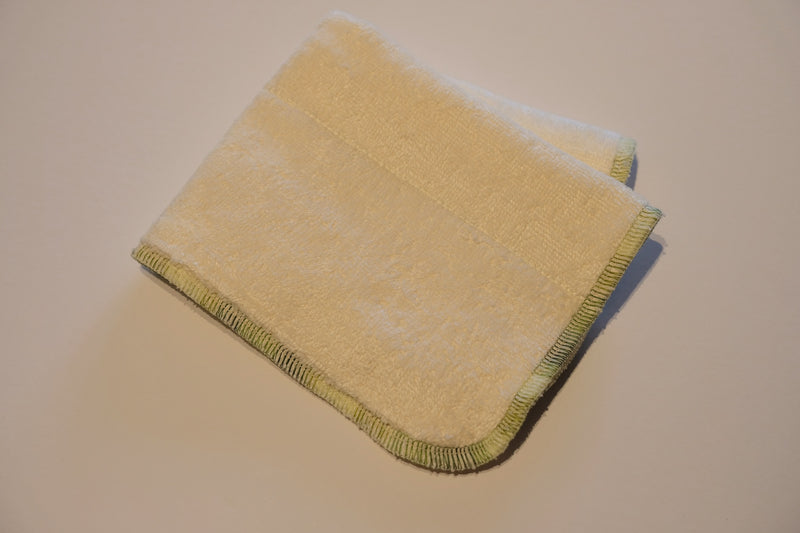 Bamboo Terry Trifold
