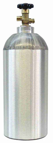 10 lb Aluminum CO2 Cylinder, New