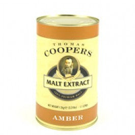 Coopers Amber Single Can