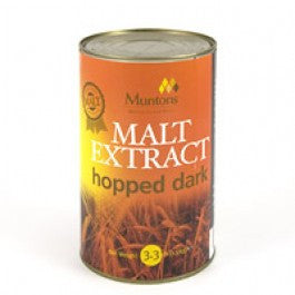 Muntons Hopped Dark Single Can (3.3 lb.)
