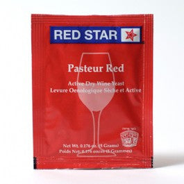 Pasteur Red Wine Yeast, 5 gm